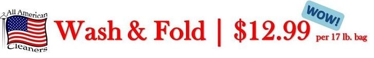 Wash and Fold Leaderboard